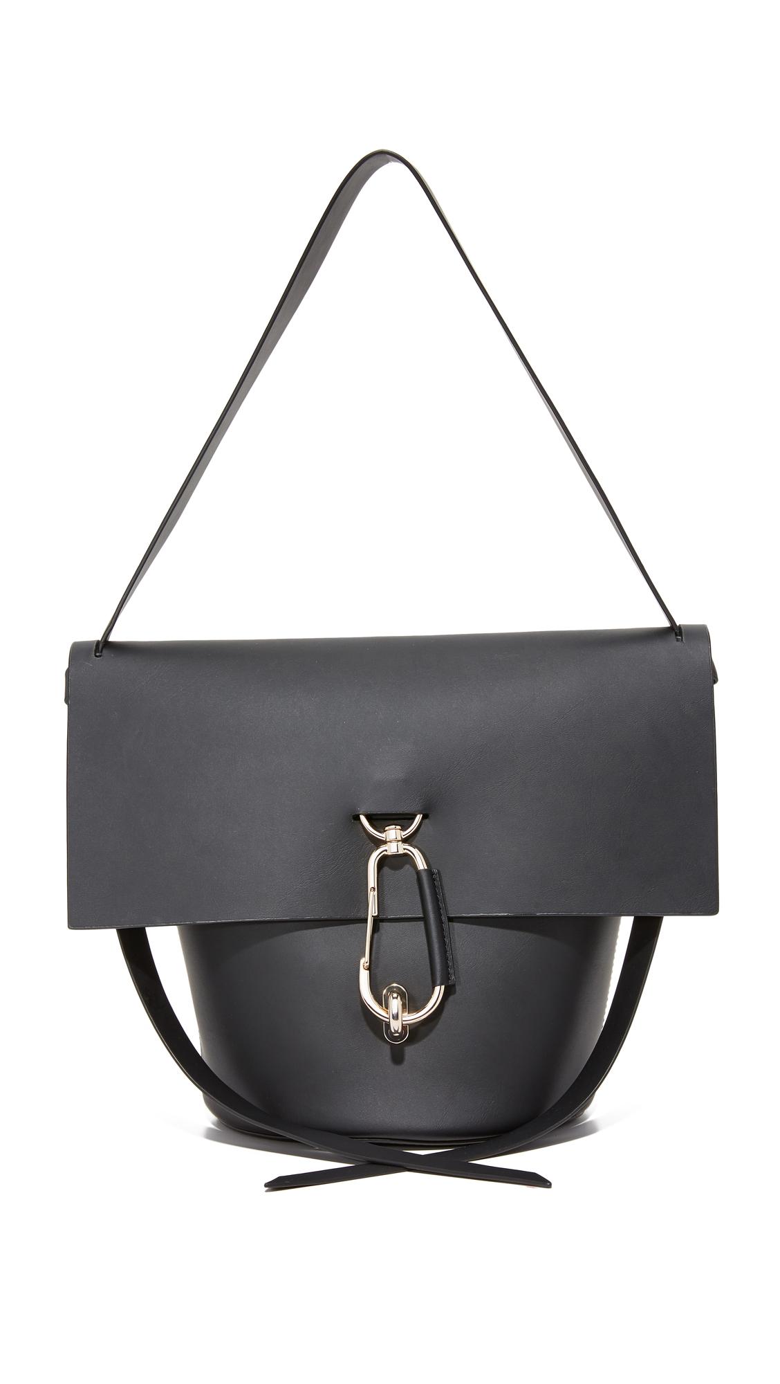 ZAC Zac Posen Belay Shoulder Bag - Black
