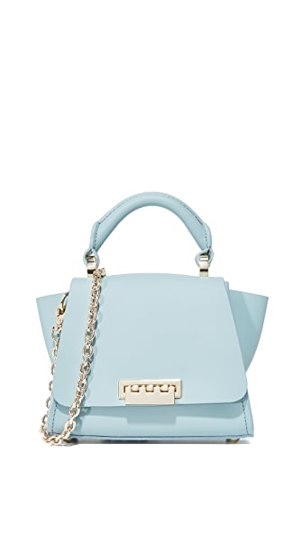 ZAC Zac Posen Eartha Top Handle Mini Cross Body Bag - Sea Breeze