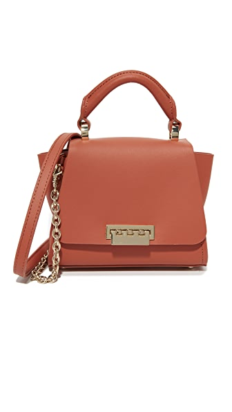 ZAC Zac Posen Eartha Top Handle Mini Bag - Coral