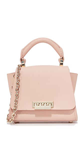 ZAC Zac Posen Eartha Top Handle Mini Cross Body Bag - Shell