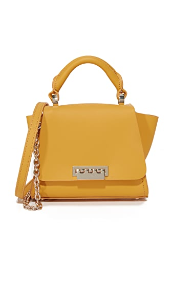 ZAC Zac Posen Eartha Top Handle Mini Cross Body Bag - Sun