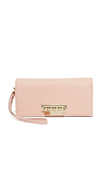 ZAC Zac Posen Earthette Wallet - Shell