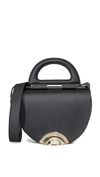 ZAC Zac Posen Demi Cross Body Bag - Black