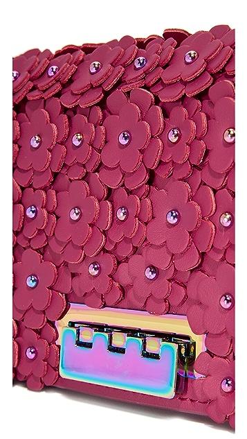 ZAC Zac Posen Сумка через плечо Earthette с цветочным рисунком