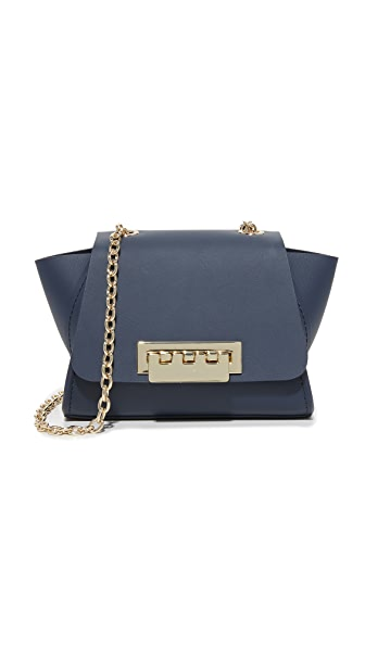 ZAC Zac Posen Eartha Mini Cross Body Bag - Tide