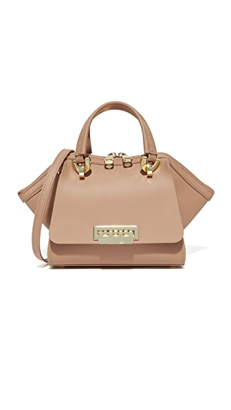 ZAC Zac Posen Eartha Iconic Mini Double Handle Bag - English Rose
