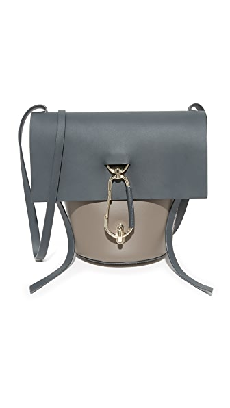 ZAC Zac Posen Colorblock Belay Cross Body Bag - Nightfall