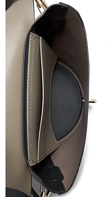 ZAC Zac Posen Colorblock Belay Cross Body Bag