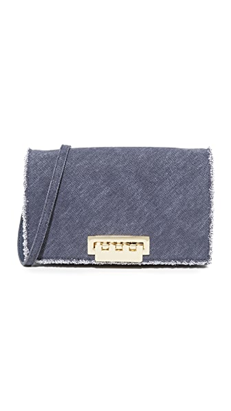 ZAC Zac Posen Earthette Cross Body Bag - Jean