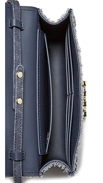 ZAC Zac Posen Earthette Cross Body Bag