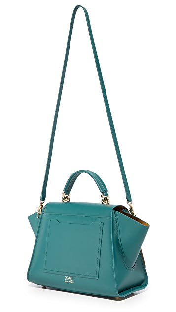 ZAC Zac Posen Eartha Iconic Soft Top Handle Satchel