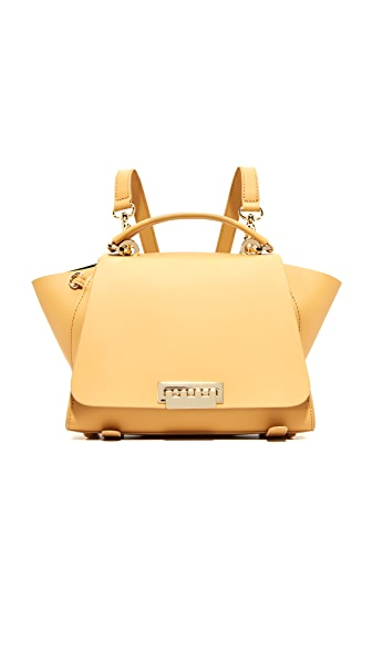 ZAC Zac Posen Eartha Iconic Soft Top Handle Convertible Backpack - Oat