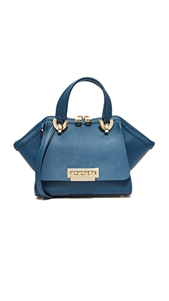 ZAC Zac Posen Eartha Iconic Mini Double Handle Satchel - Jean