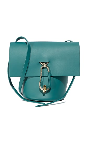 ZAC Zac Posen Belay Cross Body Bag - Teal