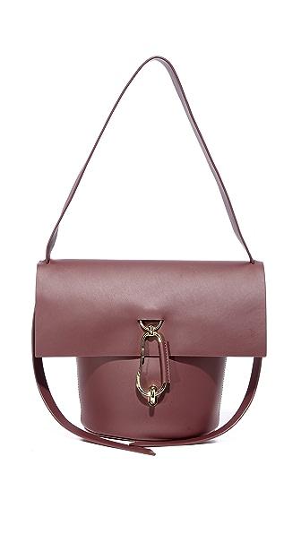 ZAC Zac Posen Belay Shoulder Bag - Cordial
