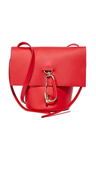 ZAC Zac Posen Belay Cross Body Bag - Geranium