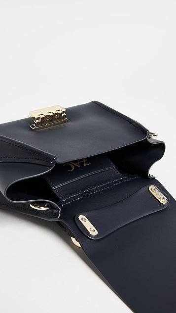 ZAC Zac Posen Eartha Soft Top Handle Mini Bag