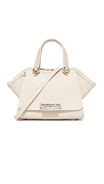 ZAC Zac Posen Solid Eartha Iconic Double Handle Bag - Sand Dollar