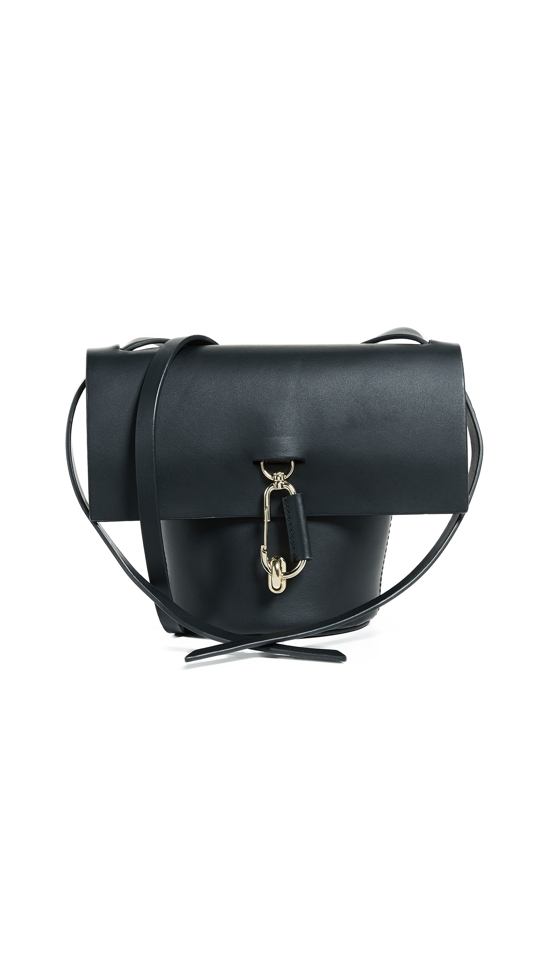 ZAC Zac Posen Belay Mini Cross Body Bag - Black