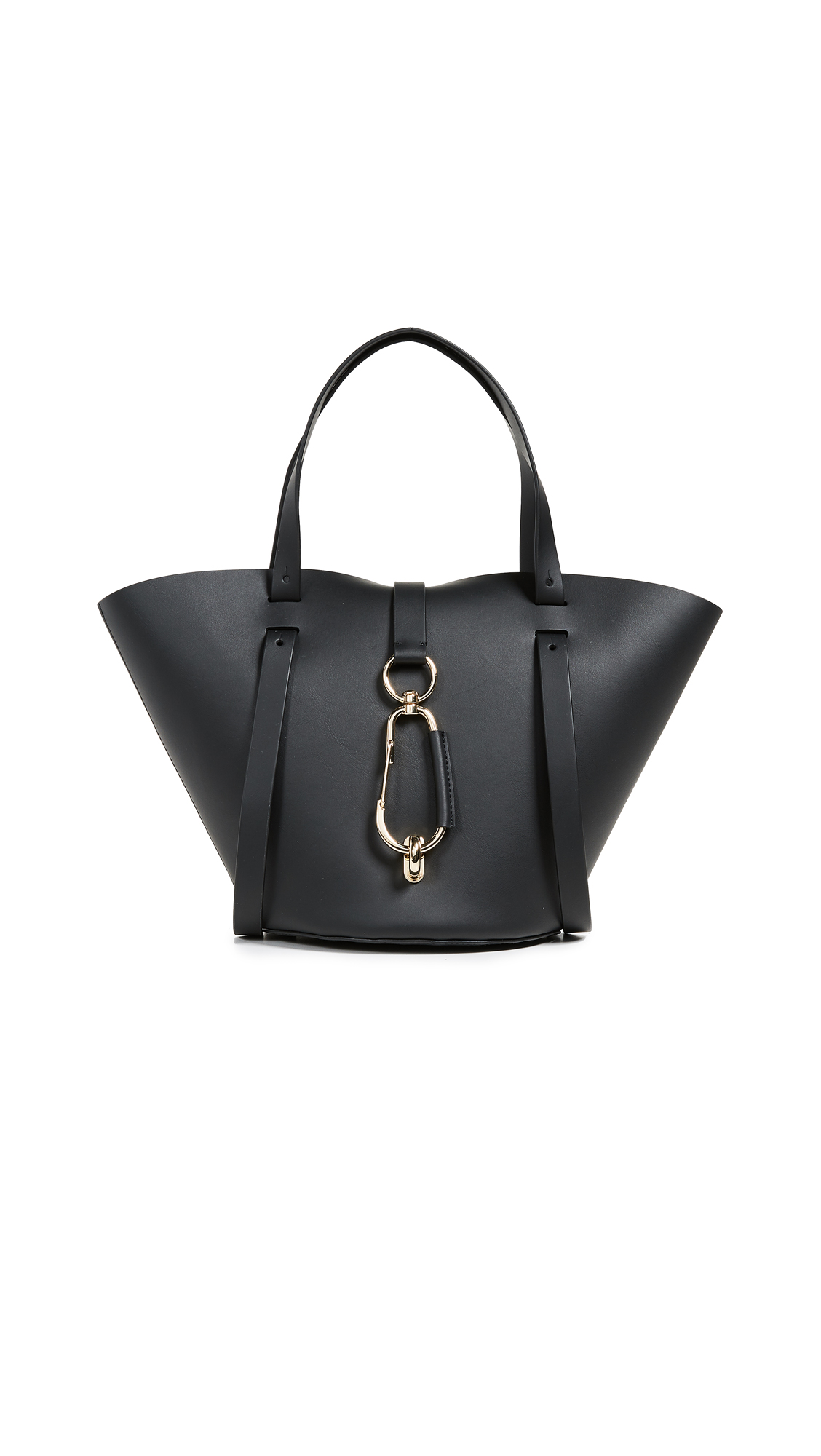 ZAC Zac Posen Belay Small Tote - Black