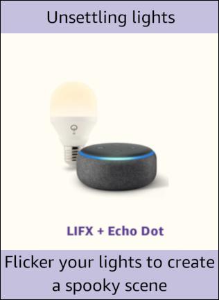LIFX + Echo Dot