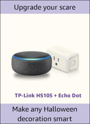 TP-Link HS105 + Echo Dot