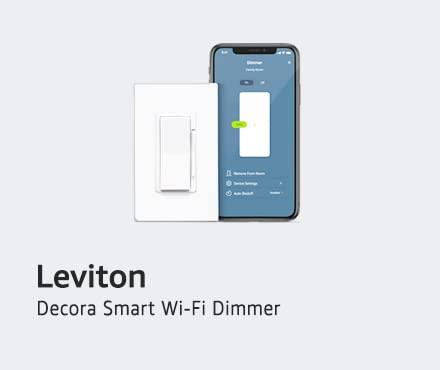 Leviton Decora Smart Wi-Fi Dimmer