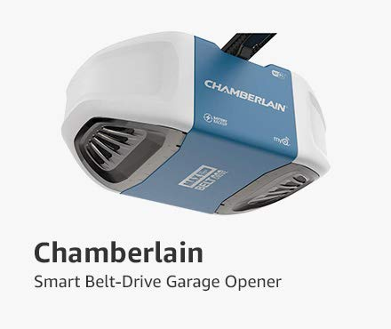 Chamberlain Smart Belt-Driven Garage Opener