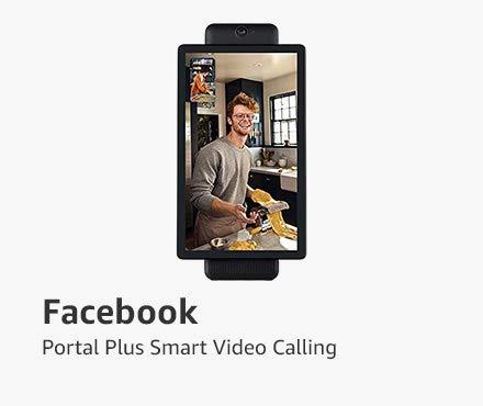 Facebook Portal Smart Video Calling