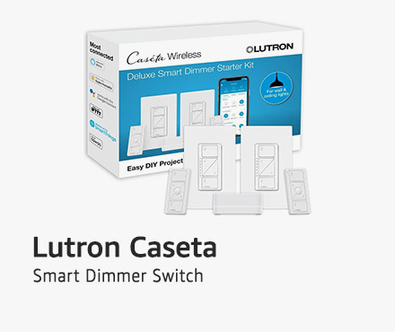 Lutron Smart Dimmer Switch