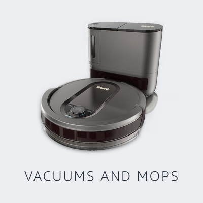 Smart Vacuums and  Mops