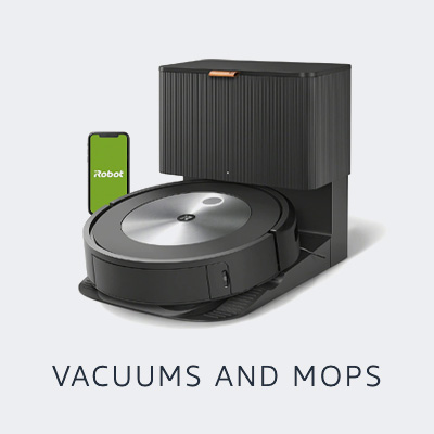 Vacuums and Mops