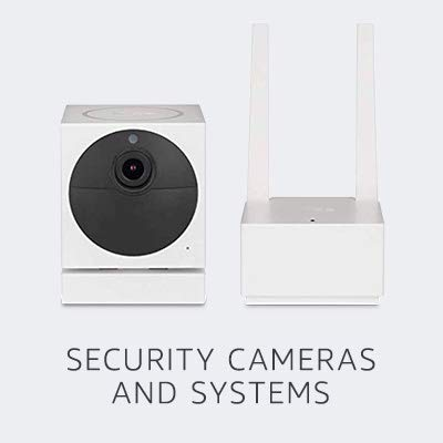Smart Security Cameras and Systems