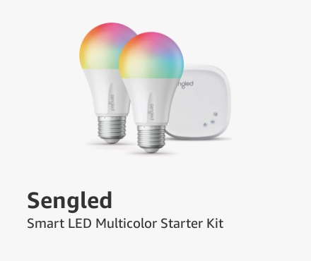 Sengled Smart LED Multicolor starter kit