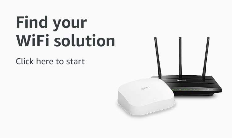 Find your WiFi solution
