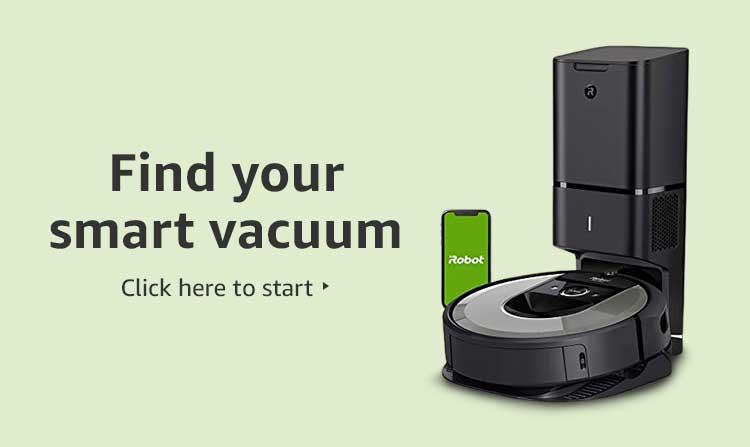 Find your smart vacuum