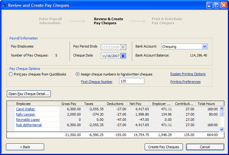 quickbooks payroll 2009  old version   amazon ca  software