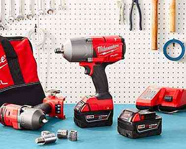 Browse Milwaukee tools