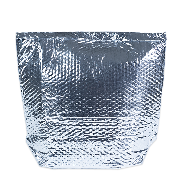 Foil bubble insulation bag