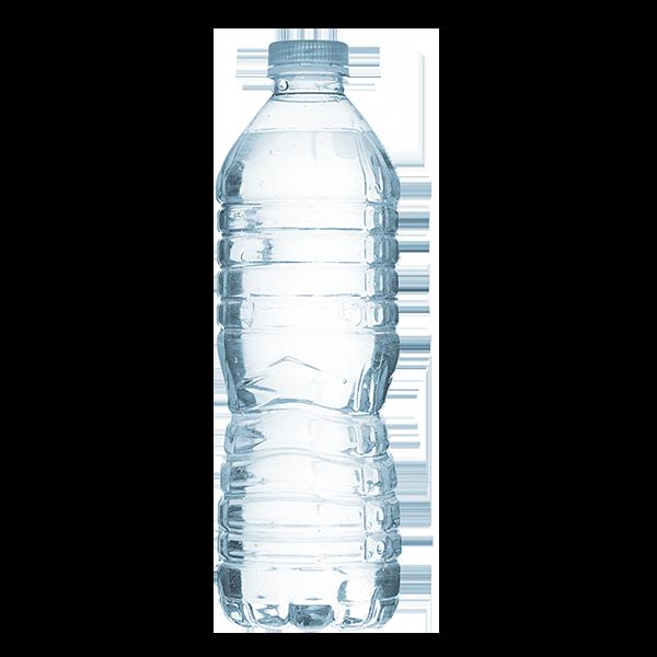 Amazon Fresh water bottle