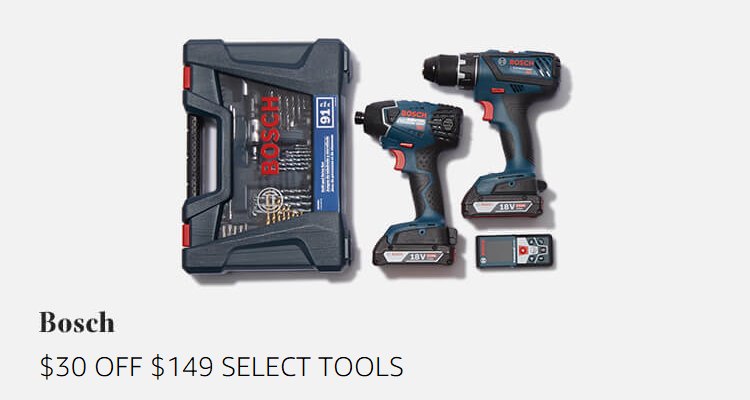 Bosch Holiday Gifts