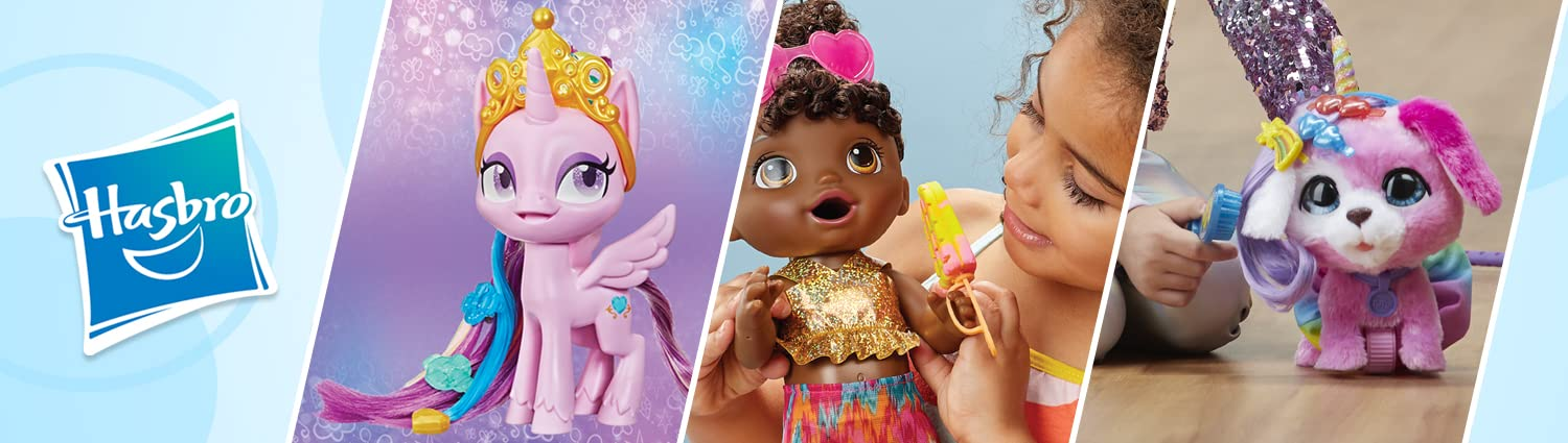 Shop top toys from Hasbro!