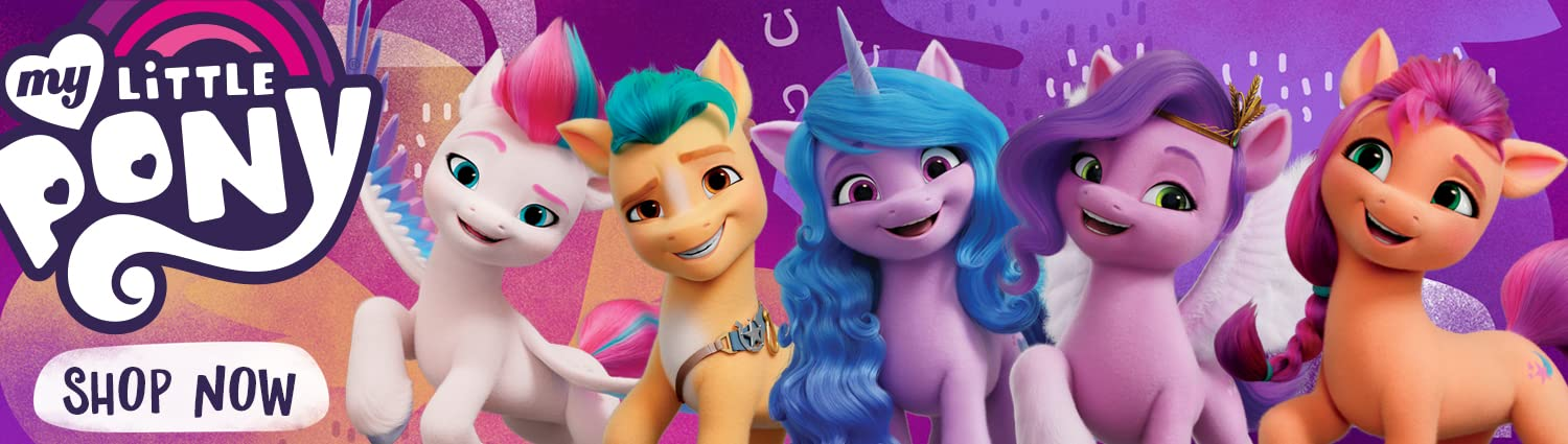 Shop toys from the new My Little Pony movie