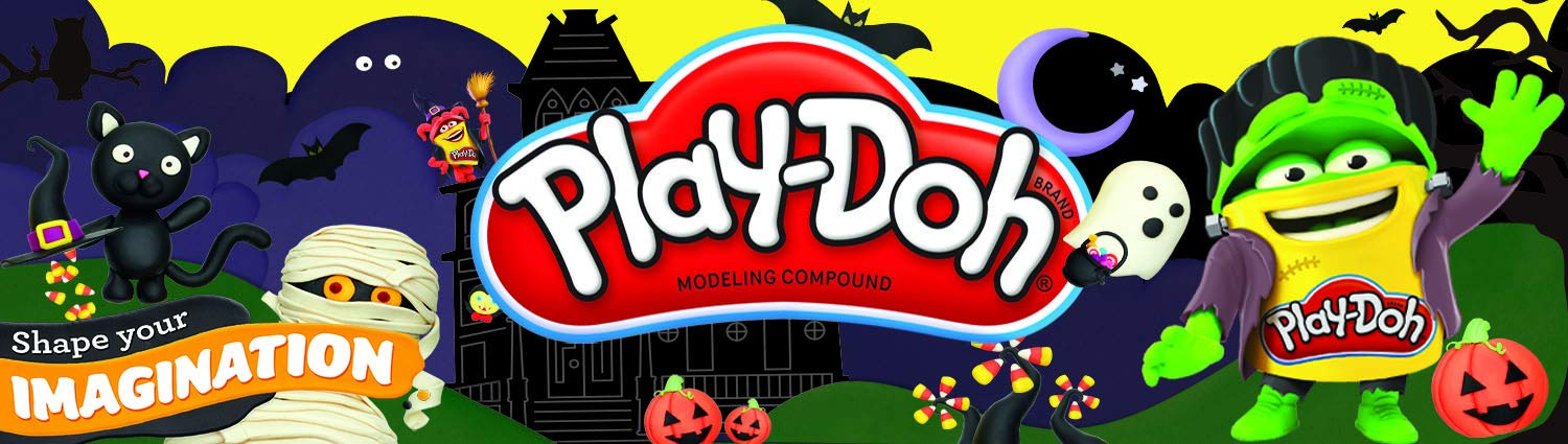 Play-Doh, Shape your imagination