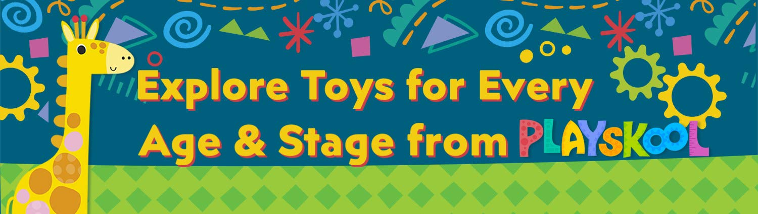 Explore Toys for Every Age and Stage