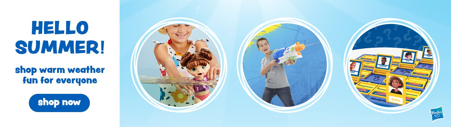 Summertime fun starts here! Shop now!