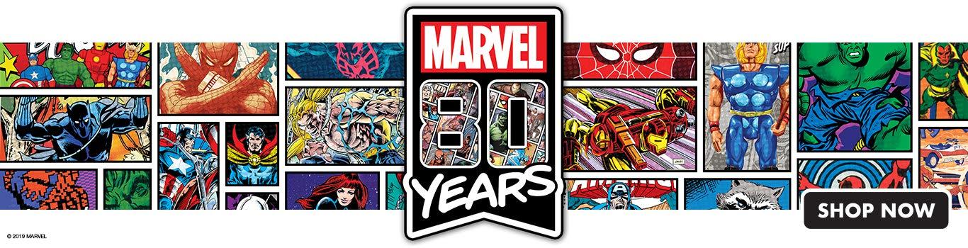 Marvel's 80th