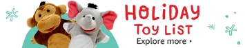 Explore the Holiday Toy List