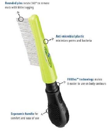 finishing comb