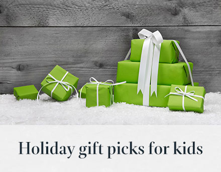 Holiday gift picks for kids